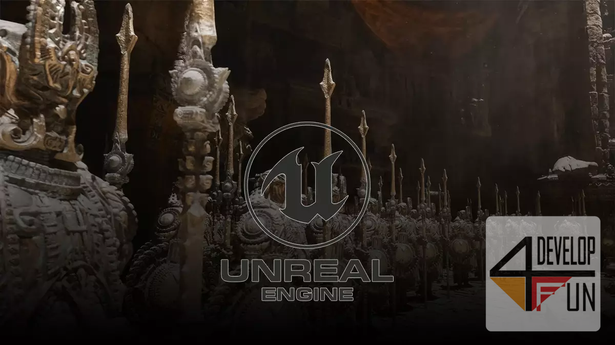 Epic Game Unreal Engine