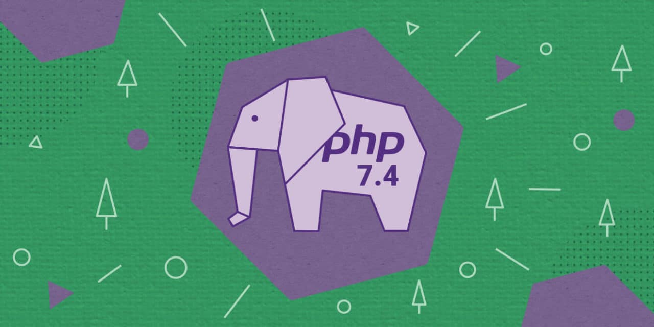 PHP 7.4.