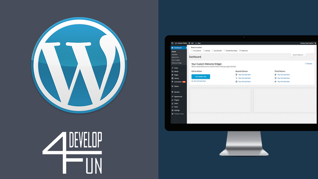 Corso WordPress Develop4fun