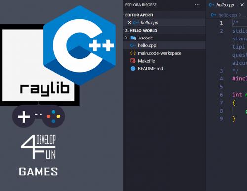Fondamenti di C++: programmazione di giochi per principianti